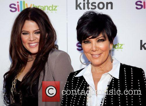 Khloe Kardashian, Kris Kardashian  Kardashian Glam Pack...