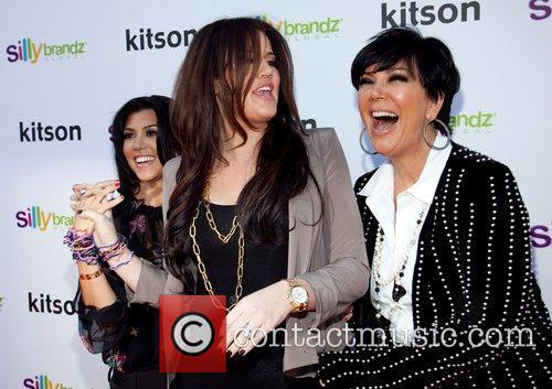 Kourtney Kardashian, Khloe Kardashian, Kris Kardashian  Kardashian...