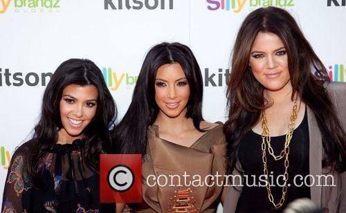 Kourtney Kardashian, Khloe Kardashian and Kim Kardashian 3