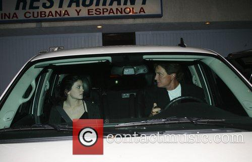 Kylie Jenner and Bruce Jenner The Kardashian's leaving...