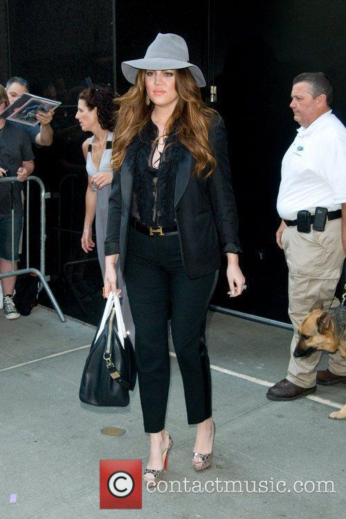 Khloe Kardashian and Good Morning America 4