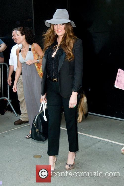 Khloe Kardashian and Good Morning America 5