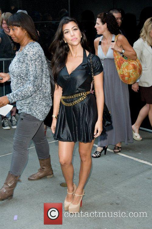 Kourtney Kardashian and Good Morning America 2