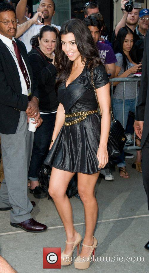 Kourtney Kardashian and Good Morning America 3