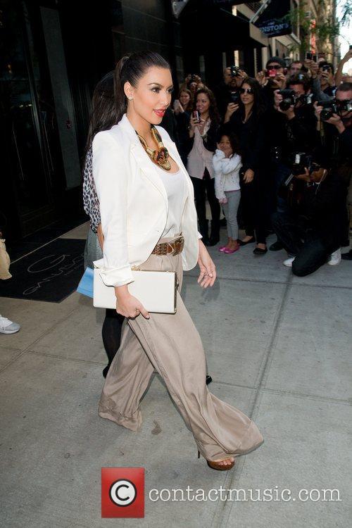 Kim Kardashian and Manhattan Hotel 2