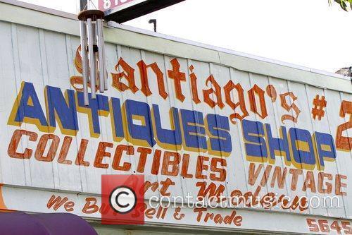 Atmosphere Santiago's Antique Shop in Studio City Los...