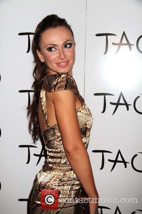 Playboy cover model Karina Smirnoff of 'Dancing with...