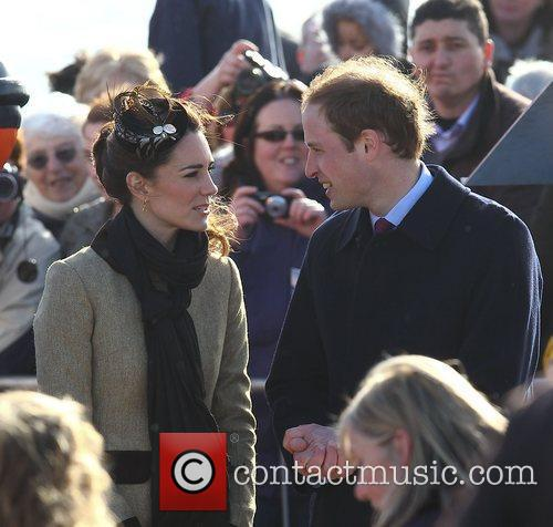 Prince William, Kate Middleton and New Atlantic 29