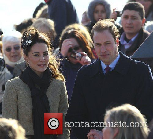 Prince William, Kate Middleton and New Atlantic 28