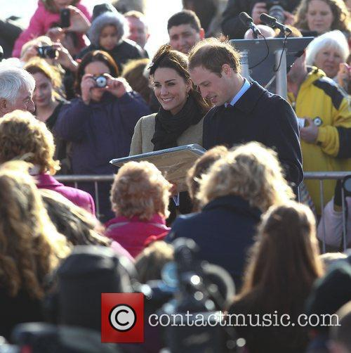 Prince William, Kate Middleton and New Atlantic 25