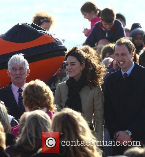 Prince William, Kate Middleton and New Atlantic 42