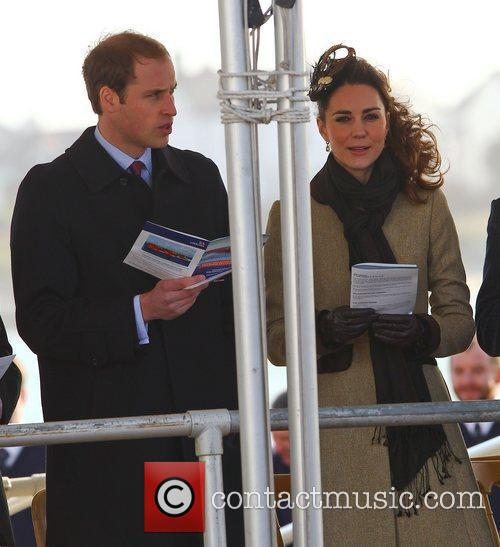 Prince William, Kate Middleton and New Atlantic 57