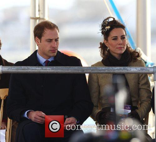 Prince William, Kate Middleton and New Atlantic 51