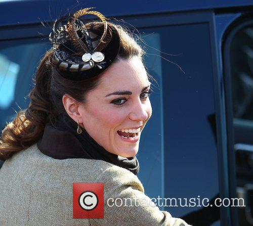 Kate Middleton, New Atlantic and Prince William 3