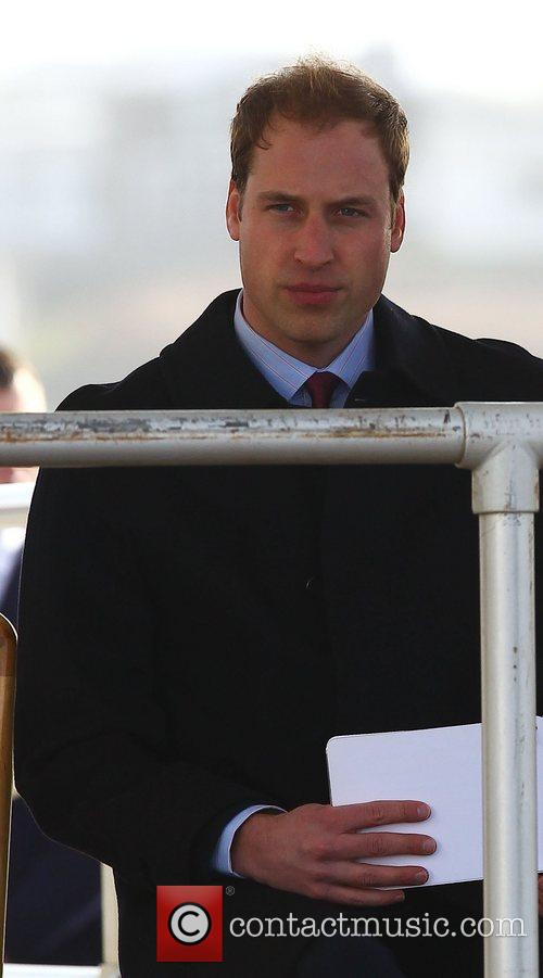 Prince William, Kate Middleton and New Atlantic 63