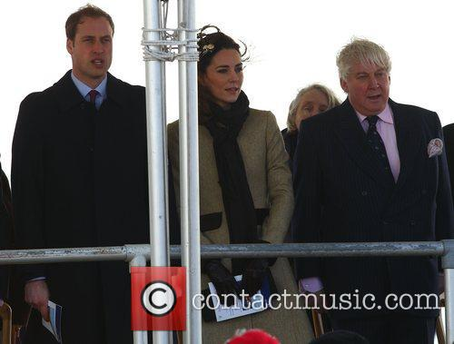 Prince William, Kate Middleton and New Atlantic 77