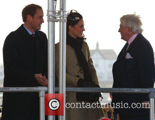 Prince William, Kate Middleton and New Atlantic 60