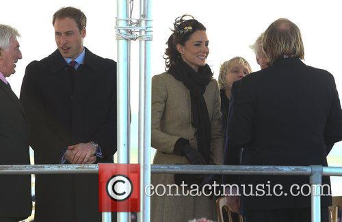 Prince William, Kate Middleton and New Atlantic 62