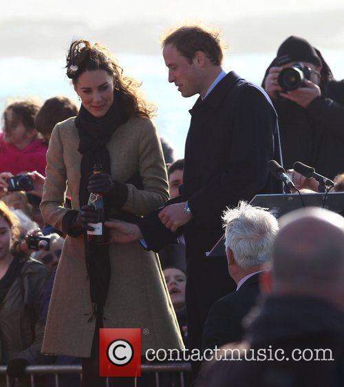 Prince William, Kate Middleton and New Atlantic 68
