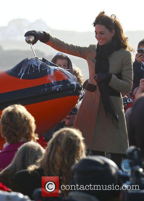 Kate Middleton, New Atlantic and Prince William 5