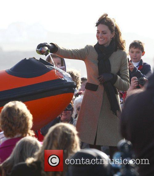 Kate Middleton, New Atlantic and Prince William 6