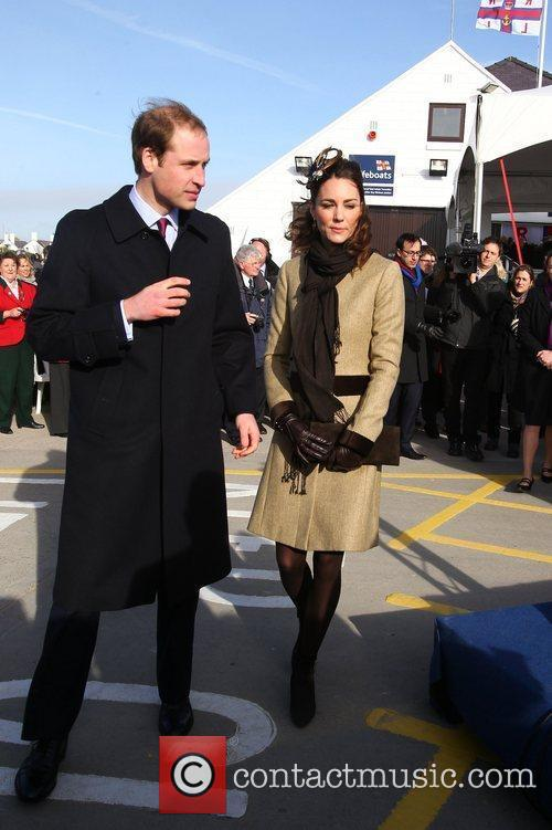 Prince William, Kate Middleton and New Atlantic 2