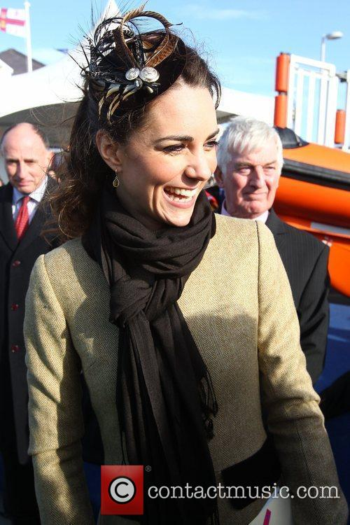 Kate Middleton, New Atlantic and Prince William 7