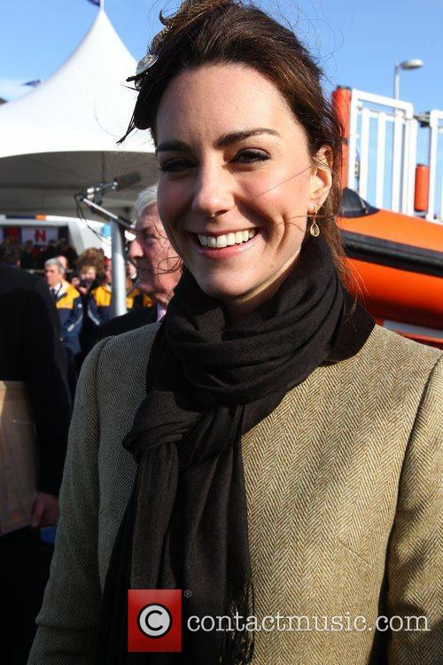 Kate Middleton, New Atlantic and Prince William 9