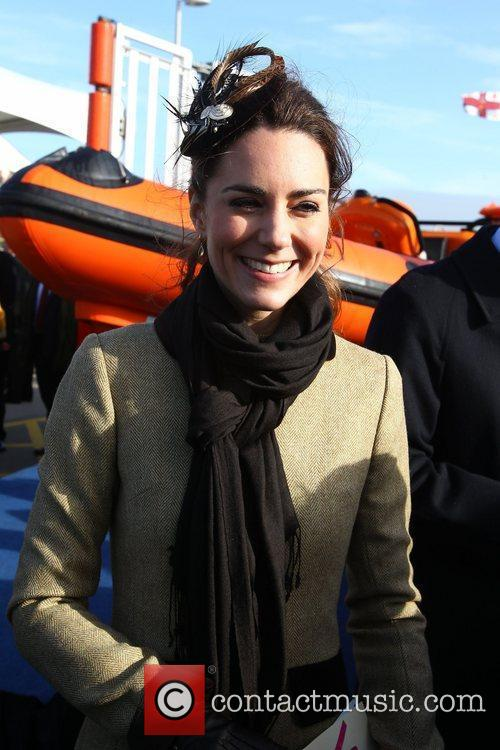 Kate Middleton, New Atlantic and Prince William 8