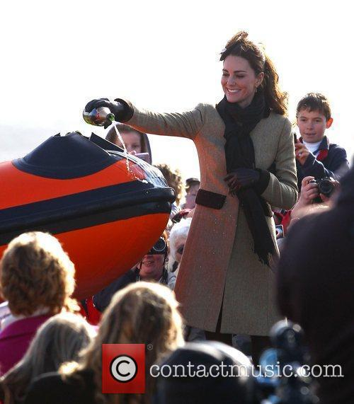 Kate Middleton, New Atlantic and Prince William 11