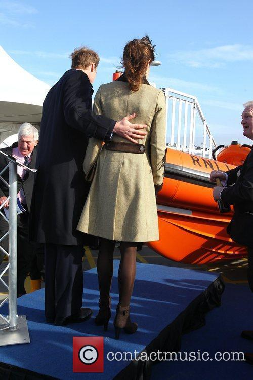 Prince William, Kate Middleton and New Atlantic 6
