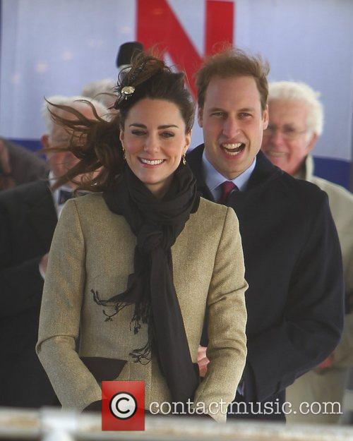 Prince William, Kate Middleton and New Atlantic 9