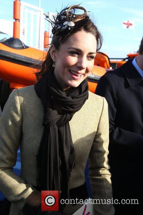 Prince William, Kate Middleton and New Atlantic 3