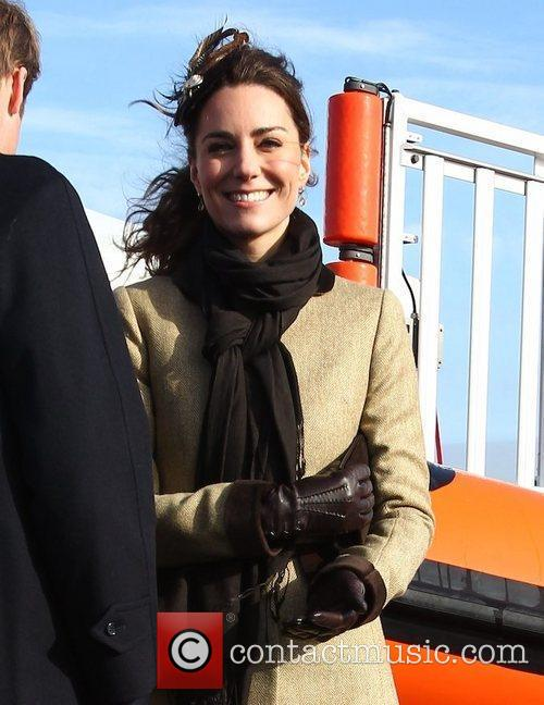 Prince William, Kate Middleton and New Atlantic 5