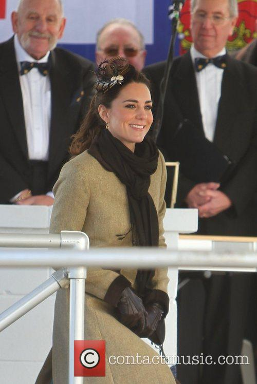 Prince William, Kate Middleton and New Atlantic 22