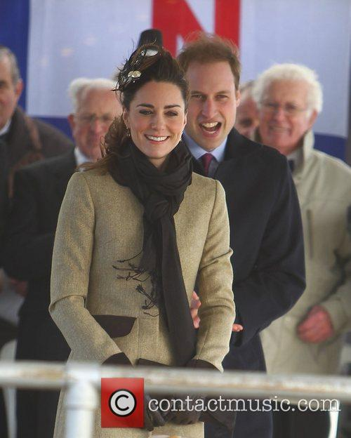 Prince William, Kate Middleton and New Atlantic 23