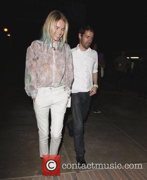 Kate Bosworth and Coldplay 7