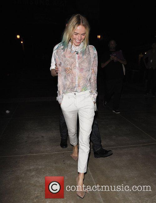 Kate Bosworth and Coldplay 11