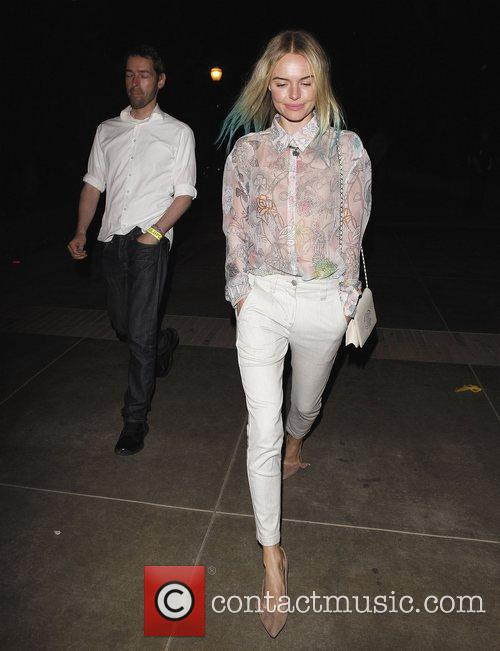 Kate Bosworth and Coldplay 5