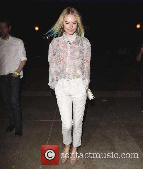 Kate Bosworth and Coldplay 3