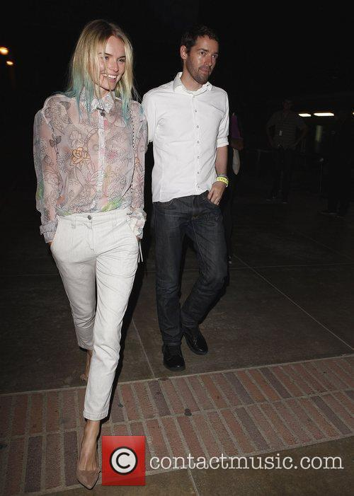 Kate Bosworth and Coldplay 4