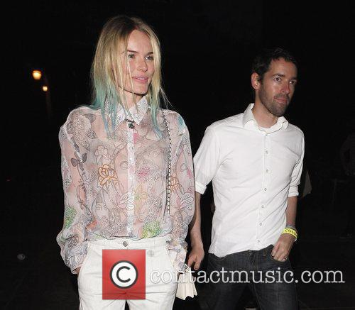 Kate Bosworth and Coldplay 10