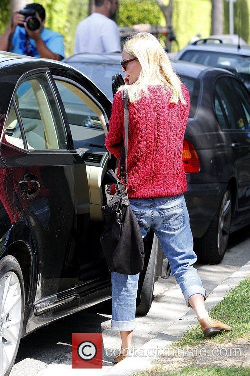 Kate Bosworth  leaving Lemonade restaurant after having...