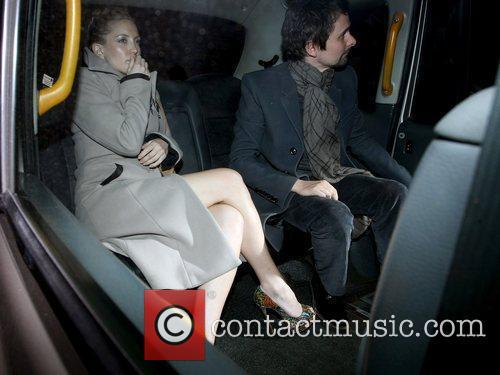 Kate Hudson, Matt Bellamy and Muse 6