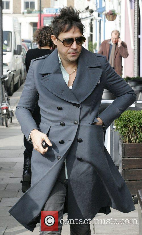 Jamie Hince Kate Moss and Jamie Hince have...