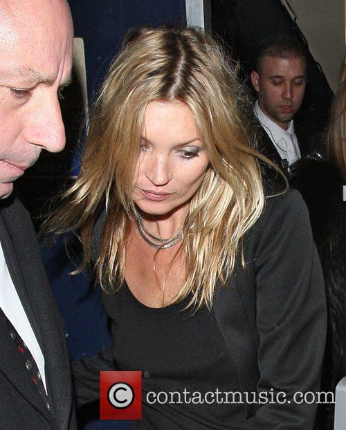 Kate Moss, Cafe De Paris and The Hoping Foundation Benefit Evening 4