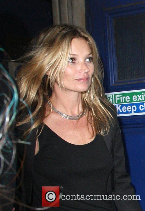 Kate Moss, Cafe De Paris and The Hoping Foundation Benefit Evening 1