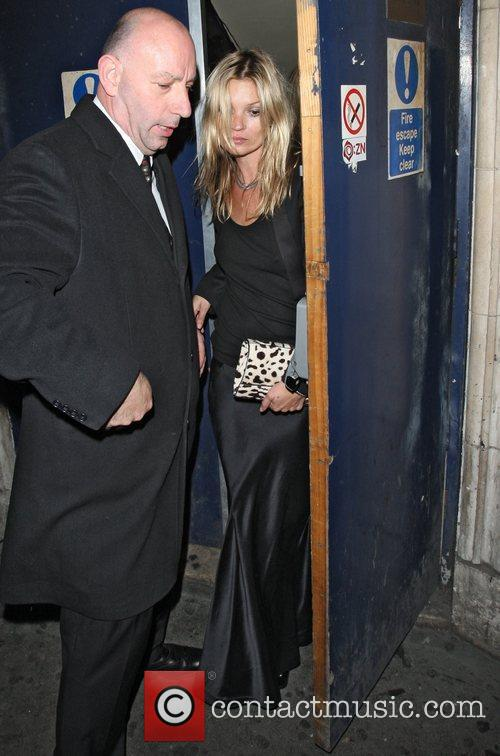 Kate Moss, Cafe De Paris and The Hoping Foundation Benefit Evening 3