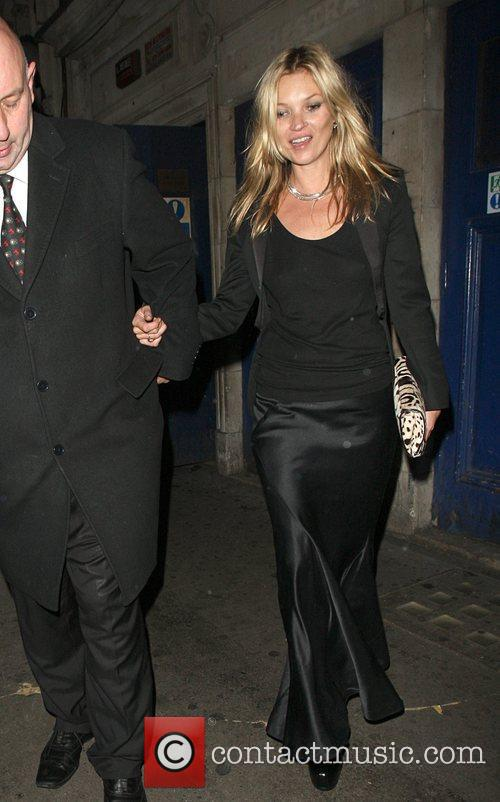 Kate Moss, Cafe De Paris and The Hoping Foundation Benefit Evening 2