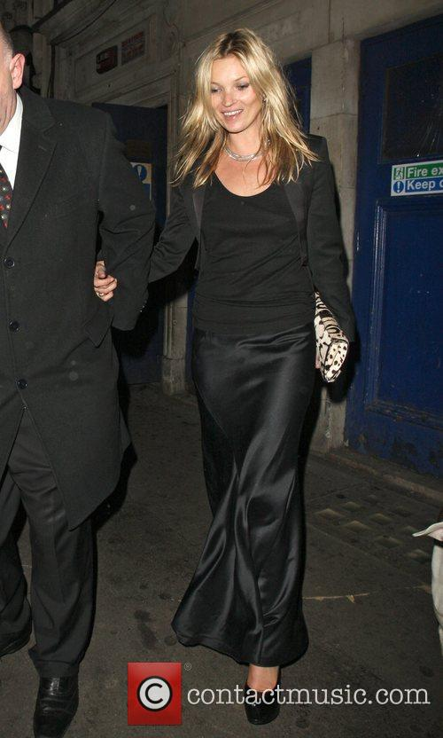 Kate Moss, Cafe De Paris and The Hoping Foundation Benefit Evening 5